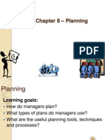 Chapter 8 – Planning 13-3-14
