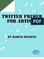 Twitter Primer for Artists