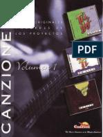Libro de Cancioneros Canzion