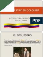 .El Secuestro en Colombia[1]