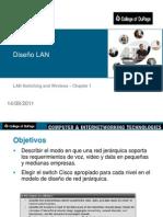 Exploration LAN Switching Chapter1-Esp XP