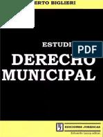 Estudios de Derecho Municipal - Alberto Biglieri