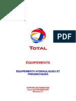 Equipements Hydrauliques Et Pneumatiques