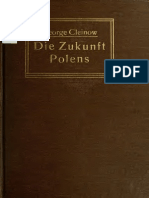 Cleinow, George - Die Zukunft Polens - Band 2 (1908)