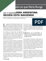 Ee 31-32 La Psicologia Argentina Rcien Esta Naciendo