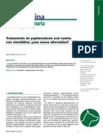 Tratamiento Del Papiloma Con Cimetidina