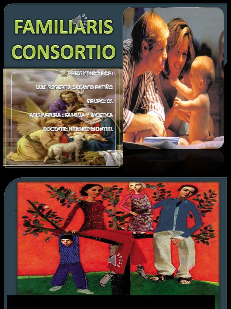 ENCICLICA FAMILIARIS CONSORTIO PDF