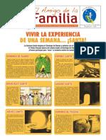EL AMIGO DE LA FAMILIA domingo 13 abril 2014