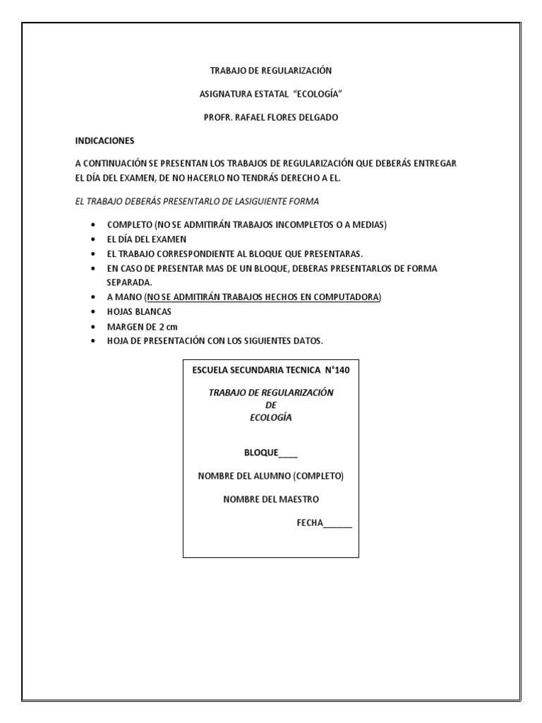 Trabajos de regularización Ecología.docx