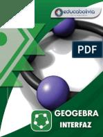01 Interfaz de Geogebra Web