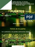 Exposicion de Puentes