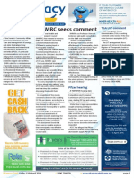 Pharmacy Daily for Fri 11 Apr 2014 - NHMRC seeks comment, PSA post grads, Restore RMMR - SHPA, Pfizer hearing and much more