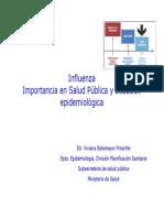15. Influenza estacional y epidémica