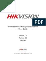 HIKVISION CGI IPMD V1.5.9