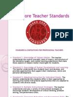 idaho core teacher standards
