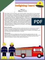 Firefighting Team March2014 Faiza
