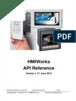 Hmiworks API Reference Ver1.17
