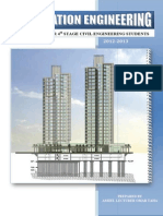 Course Book of Foundation for Civil Engineering 2012-2013