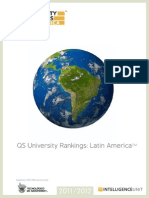 QS Latin American Supplement