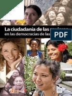 CiudadaniaMujeresDemocracia Web