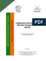 Aborto Comparado Mexico