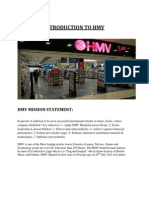 Introduction to Hmv