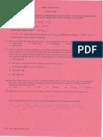 Physics I March 2008