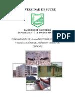 FUNDAMENTOS DE LA MAMPOSTERIA ESTRUCRURAL Y SU APLICACION EN EL ENALISIS Y DISEÑO DE EDIFICIOS