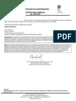 Antecedentes de la Procuraduría registra la inhabilidad especial permanente del Concejal Inhabilitado del Espinal Gonzalo Duarte Gallo