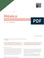 Progresion de OA - Música
