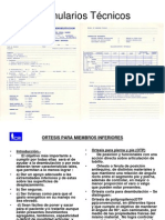 Clase de Ortesis Inferiores