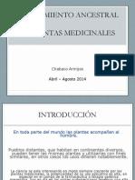 Conocimiento Tradicional de Especies Medicinales