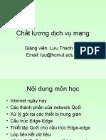 Chất lương dịch vụ mạng