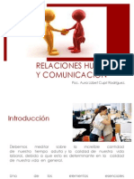 Relaciones Humanas y Comunicacion
