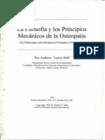 La Filosofia y Los Principios Mecanicos de La Osteopatia