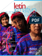 Boletin Informativo OPSOMS Guatemala Noviembre-Diciembre 2013