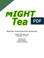 project 3- nutriton 405 final