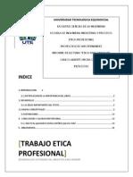 74176313 Trabajo Etica Para Amador