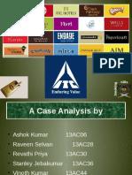 ITC Corporate Strategy Analysis