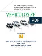 Charla Vehiculos ZE
