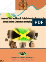 Jamaica 3rd _ 4th Periodic Report to the UNCRC