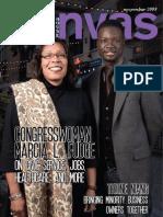 Canvas Magazine - November '09 Issue