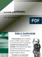 aula 4 - Émilie Durkheim