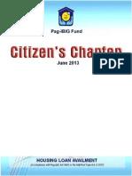 Citizens Charter - HL AVAILMENT_June2013