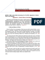 SDA Bible Commentary Vol 7A