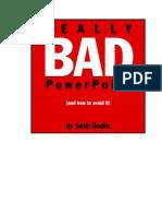 Really Bad Presentations