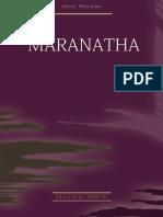 Daily Devotionals Maranatha