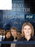 Mind, Character and Personality Volume 1