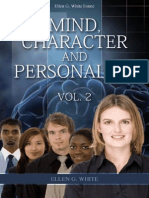 Mind, Character and Personality Volume 2