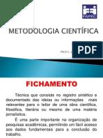 Metodologia Cient Fica - Fichamento